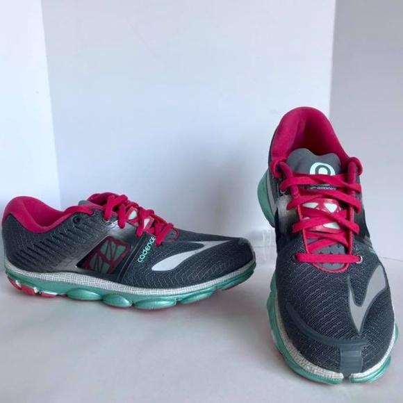 131f1492f43 Brooks Shoes - BROOKS Pure Cadence 4 Running Gray Women s ...